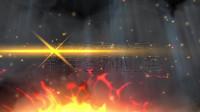 火焰文字特效  视频剪辑 AE特效 #影视特效##青竹电脑##青竹电脑特效#