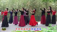 紫竹院广场舞,花开的季节舞蹈四《为你等待》