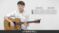 9.左手制音-指弹左手技巧【元子弹吉他】