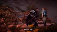 沙漠游戏《地平线黎明时分》第1生存恐龙实况娱乐解说