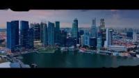 4K延迟拍摄-新加坡白天黑夜美景