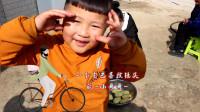 农村陈斌到姐姐家蹭饭,就吃烙锅,原来土豆在贵州是主食!