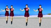 这首网红歌特火,《广场舞》更是好看俏皮,新颖又时尚