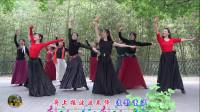 紫竹院广场舞,花开的季节舞蹈八《风筝误》