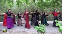 紫竹院广场舞,与香港粉丝共舞《相逢是首歌》