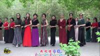 紫竹院广场舞,与香港粉丝走一曲深情的模特