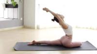 强效塑身瑜伽,疏通全身经络消除全身僵硬感,做元气少女!