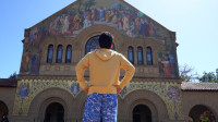当你面对斯坦福大学的时候,你想到的不是学习