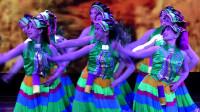 天坛周末13860 舞蹈《耕耘绿荫 笑望蓝天》金叶子舞蹈队