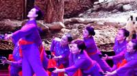 天坛周末13861 舞蹈《汾香酒韵》兰亭舞蹈队