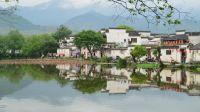 皖南旅行日记第三天--游览完宏村 到蓝田镇吃毛豆腐