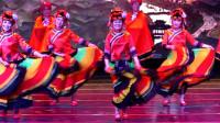 天坛周末13865 舞蹈《欢乐的大凉山》展览路鸿韵舞蹈队