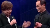陈慧敏,梁小龙参加颁奖典礼,现场什么话都敢说,大佬都是这样吗?