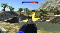战地模拟器 敌军空降伞兵 我带领一个小队狙击他们