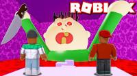 Roblox可怕叔叔逃生 奇怪的癖好被我发现了