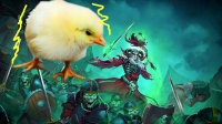 远古魔王居然被一只鸡复活了!