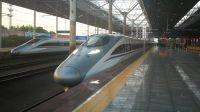 G75次列车(焦作→深圳北)搭载CRH380AL型车底,从株洲西站3站台发车!