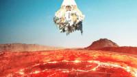 如果我们将垃圾都丢进火山,会怎样?
