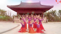 广场舞《我和我的祖国》雨花石舞蹈队