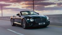 2020款宾利欧陆GT敞篷版实拍,外观大气内饰奢华堪称完美!