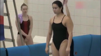哈哈哈,美女跳水运动员失误镜头,太搞笑了