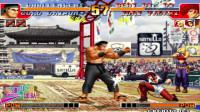 拳皇97 今天让你们看看当夜枫的八神发威之后威力有多么恐怖