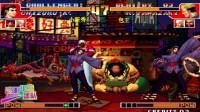 拳皇97 今天小新秀就是来跟包王对拼看到底谁才是最强真七