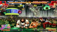 拳皇97 看来黄毅的顶级蔡宝健遇上陈阳八神也罩不住了
