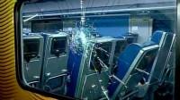 男子醉酒后冲动砸碎高铁列车玻璃被刑拘