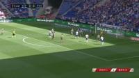 西甲-武磊破门西班牙人2-0皇家社会 时隔12年重返欧战