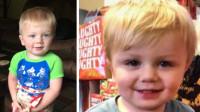 没水没食物!1岁男童野外独自生存3天奇迹生还 获救后一脸淡定
