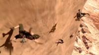 垂直极限: 极限攀岩遇险,父亲为救儿子紧急时刻只能牺牲自己,割断绳索坠崖身亡