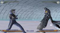奥特曼格斗进化重生:巴尔坦星人VS幻影阿古茹,居然弱到重击都不能用?