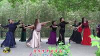 紫竹院广场舞,花开的季节舞蹈十一《天韵摇篮曲》