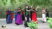 紫竹院广场舞,花开的季节舞蹈十二《梦见你的那一夜》