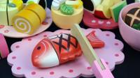 儿童益智玩具  动手做一份美味的便当吧!