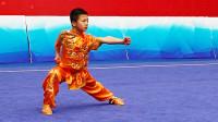 2018年全国青少年武术套路锦标赛 C组 男子长拳 006 成凯(甘肃)
