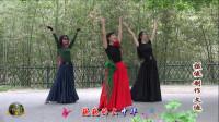紫竹院广场舞,花开的季节舞蹈十六《梅花》