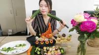 办公室小野 17 想要在你的办公室里吃寿司,你可以自己做!
