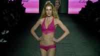 迈阿密时装周比基尼泳装秀,大码模特散发独有的魅力!
