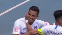 中超-乔纳森替补梅开二度 泰达2-0华夏幸福