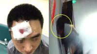 监拍:江苏民警10天捣毁8个诈骗窝点 过度疲劳昏倒电梯口