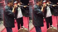 民间的音乐牛人,用一个乐器就能吹出豫剧《朝阳沟》