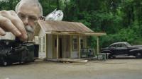 美国老人耗时30年打造神秘小镇,引发网友热议:以假乱真无法分辨!
