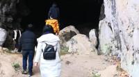 在湖南张家界农村有一个神秘的双层洞,洞上洞下不同完全是两个世界