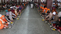 全球最大的食堂,用黄金造,每天供10万人就餐,吃住全部免费