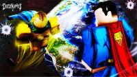Roblox 超级英雄模拟器!成为英雄美国队长大战邪恶BOSS!