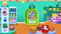 小猪佩奇逛超市 佩琪和乔治超市购物 亲子早教益智游戏