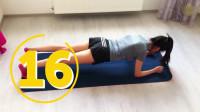 8种不用跑步节食也能消除腹部脂肪的运动