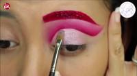 这些创意眼妆让人脑洞大开,个个惊艳!